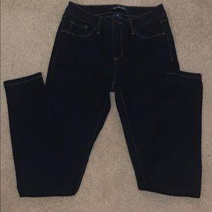 Blue spice Blue jeans